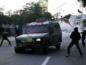 CNN: растёт число погибших в беспорядках в Чили