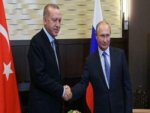 Negotiations Between Putin and Erdogan Began in Sochi