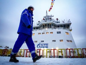 Gazprom Requests Exemptions for Ships Flying a Foreign Flag in Arctic