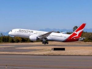 Qantas Updated Record for non-Stop Flight Duration