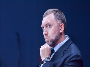 "Deripaska First Revealed ""Frozen"" Assets in US"