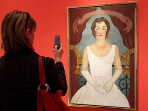 Painting Frida Kahlo Auctioned off in New York for $ 5.8 Million