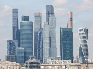79-Story Skyscraper Commissioned in Moscow City