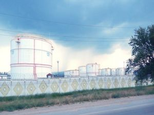 Crimea Expects to Sell Oil Terminal in Feodosia before the End of Year for 650 Million Rubles