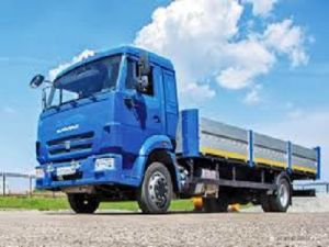 КамАЗ начал тестировать беспилотный грузовик