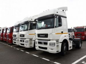 Kamaz Intends to Sell 29 Thousand Trucks in Russian Market in 2020