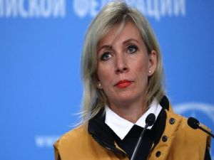 """Zakharova Promised an """"Interesting Answer"""" to Those Behind Sputnik Harassment in Estonia"""