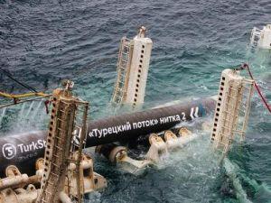 Болгария получила газ по «Турецкому потоку»