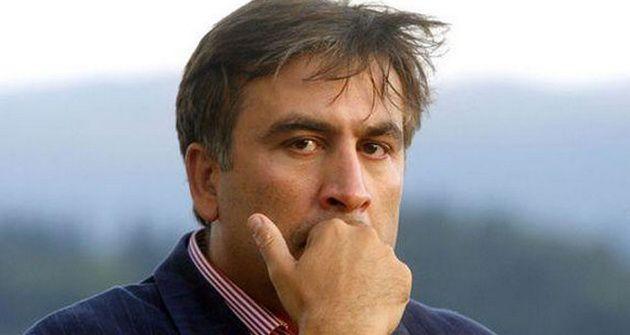 """Саакашвили назвал Россию """"прожорливым крокодилом"""""""
