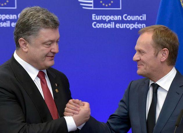 Глава Европейского совета выступил за новые санкции в отношении России