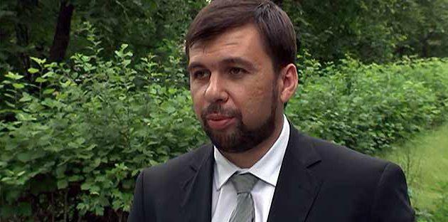 Зарубежные миротворцы поставят под угрозу мир на Донбассе - Пушилин