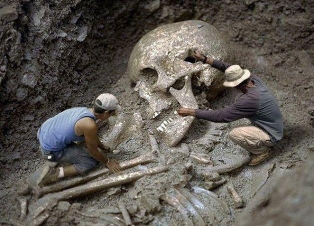 Учёные нашли на Эквадоре подтверждение тому, что на Земле когда-то жили великаны
