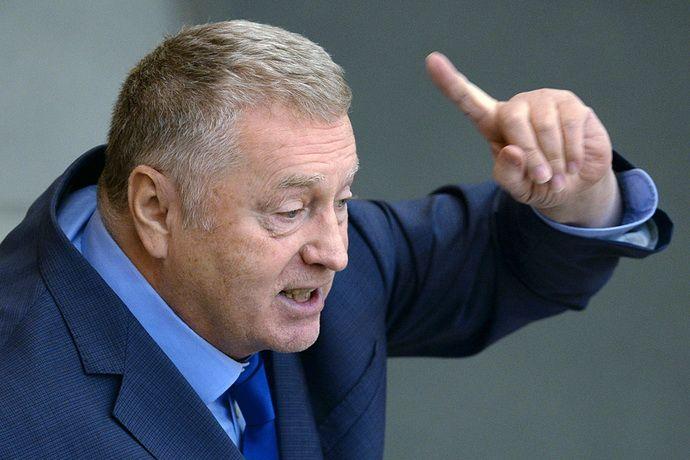 Жириновский подал в суд на Горбачёва