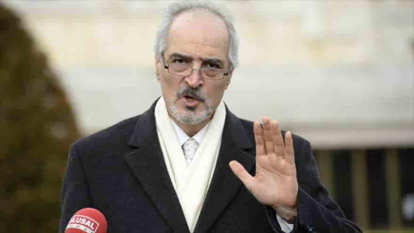 Постпред Сирии при ООН обвинил некоторых членов СБ ООН в поддержке террористов