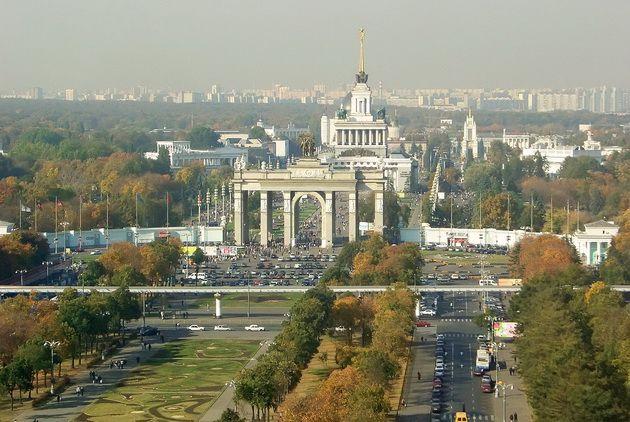 В Москве открывается шестая биеннале современного искусства