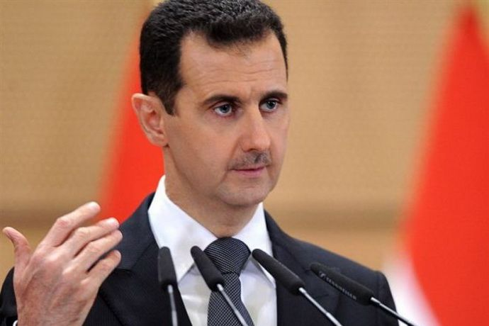 Башар Асад считает, что неудача России в Сирии приведёт к уничтожению региона