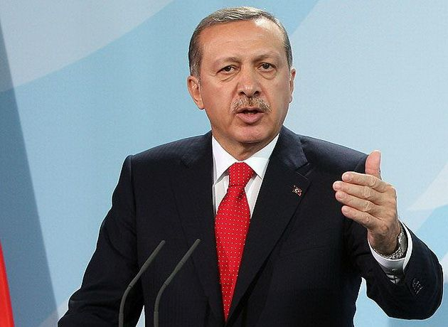 Президент Турции считает ошибкой российскую операцию в Сирии