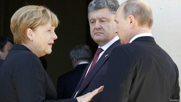 Меркель назвали главным претендентом на получение Нобелевской премии мира