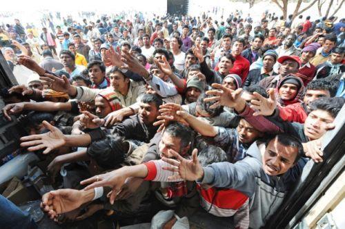 В Европе испугались новой волны миграции