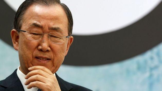 Сотрудник ООН: Пан Ги Мун шокирован новостями о коррупции в организации