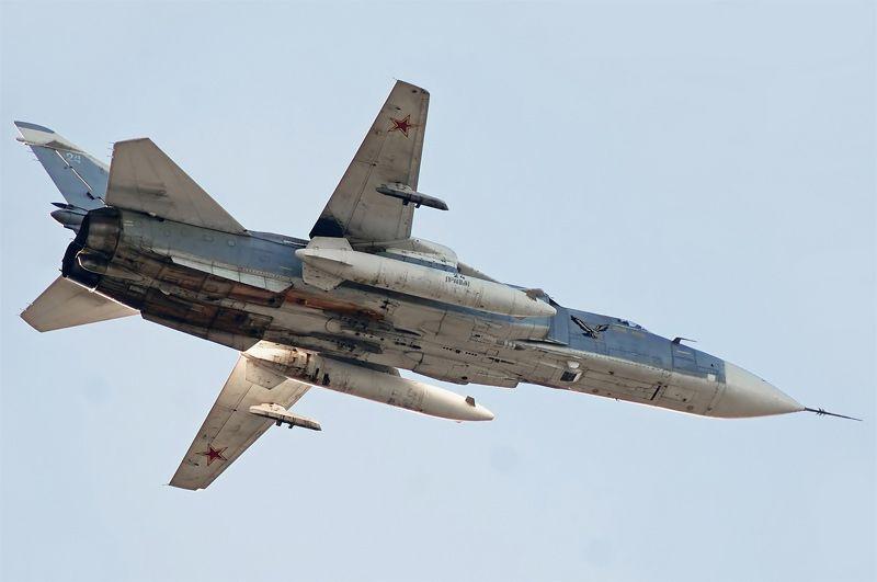 Министерство обороны РФ: атаки с воздуха вызвали панику у боевиков