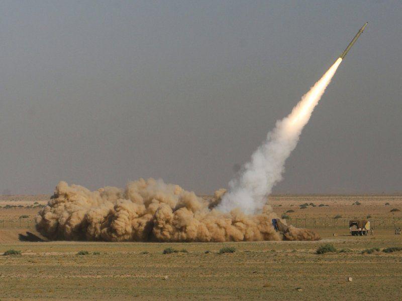 Российские военные опровергли сообщения американских СМИ о падении ракет в Иране