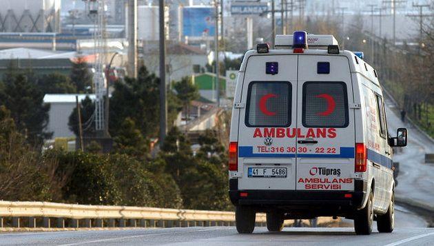 СМИ сообщили о двух взрывах возле центрального вокзала в Анкаре