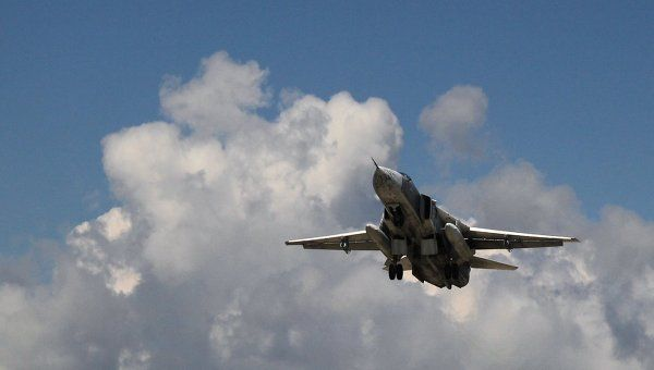 """Британские ВВС могут атаковать самолёты РФ над Ираком в случае """"угрозы жизни"""""""