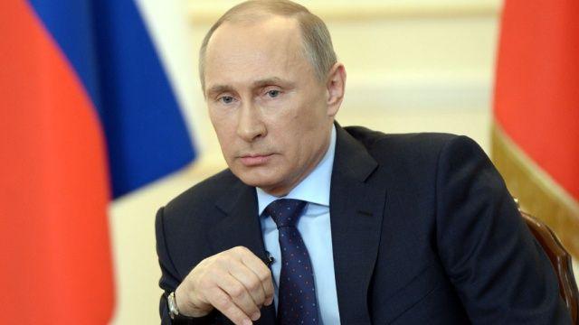 Путин: необходима стабилизация законной власти в Сирии