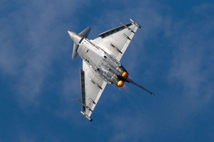 """Британия: информация СМИ об оснащении истребителей ракетами """"воздух-воздух"""" неверна"""