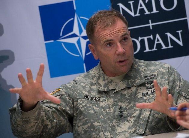 Командующий войсками США в Европе призвал вместе с Россией бороться с ИГ