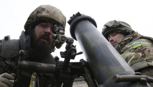 ЛНР подтвердили отвод миномётов от линии соприкосновения