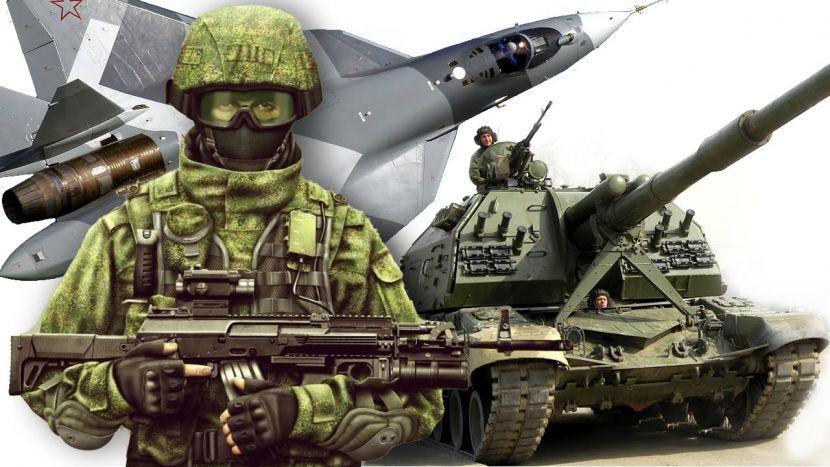 СМИ: на Западе недооценили мощь российской армии