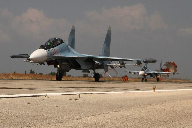 Российские военные отчитались о проведённой работе в Сирии за сутки