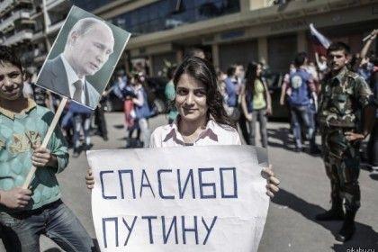 В Индии и Белоруссии проходят акции в поддержку операции ВКС РФ