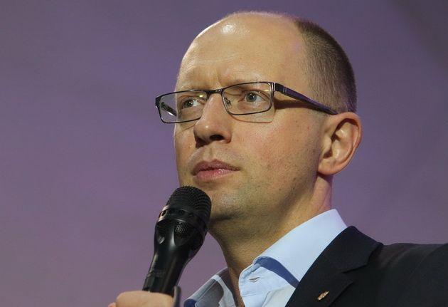 Идея России легализовать террористов через выборы на Донбассе не пройдёт - Яценюк