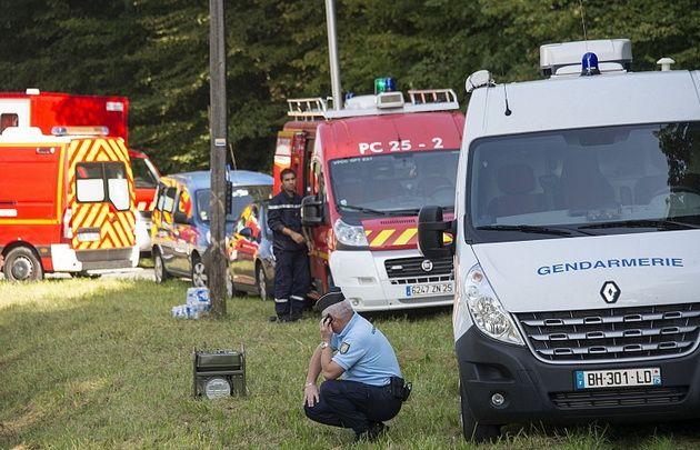 Более 40 человек стали жертвами ДТП на юго-западе Франции