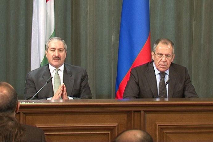 Россия и Иордания договорились о координации действий в Сирии