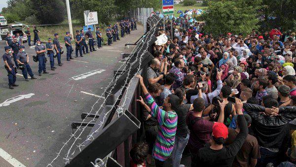 Сербия, Болгария и Румыния намерены закрыть свои границы из-за миграционного кризиса