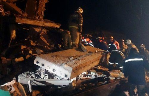 В шести домах посёлка Корфовский, где накануне произошёл взрыв газа, возобновили газоснабжение