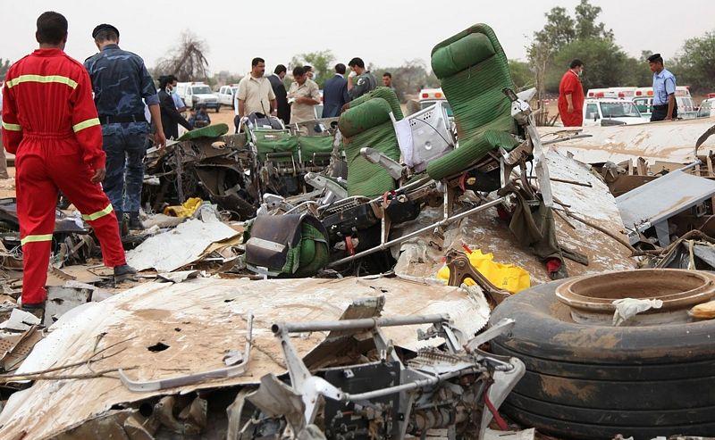 Российские спасатели выдвинулись на место крушения самолёта «Когалымавиа»