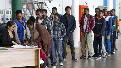 Швеция объявила об отсутствии мест для размещения беженцев