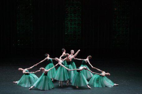 Балет Мариинки отправляется в тур по Азии
