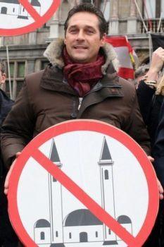 Глава австрийской партии призвал снять санкции с РФ