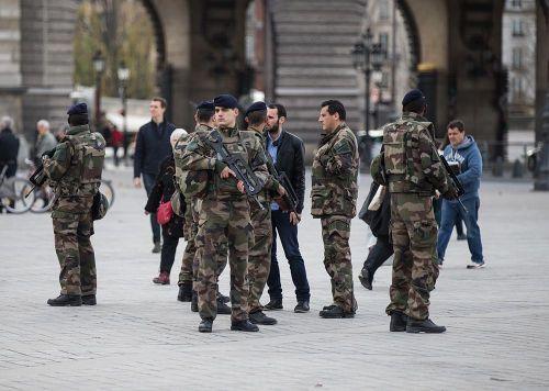 В Бельгии сохраняется наивысший уровень террористической угрозы
