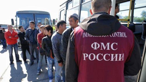 ФМС усилила контроль за въезжающими в Россию иностранцами