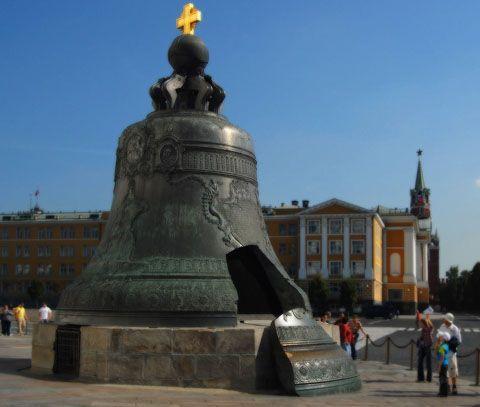 Учёные воссоздали звучание знаменитого Царь-колокола