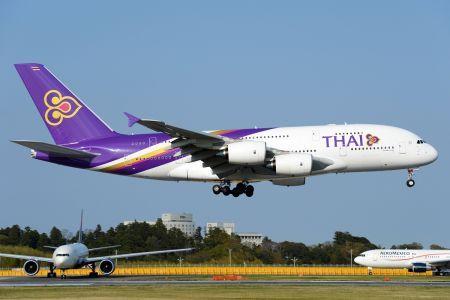 Thai Airways возобновит полёты в Москву