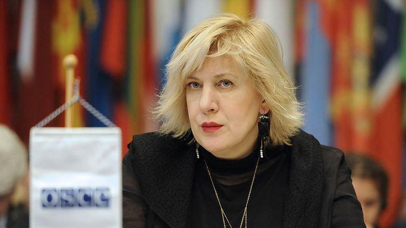 Представитель ОБСЕ: запрет российского кино на Украине недопустим