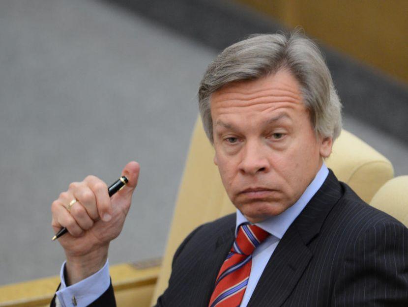 Пушков выразил недовольство решением Moody's сохранить рейтинг РФ на спекулятивном уровне
